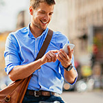 Man-with-bike-using-mobile-smartphone_thumbnail