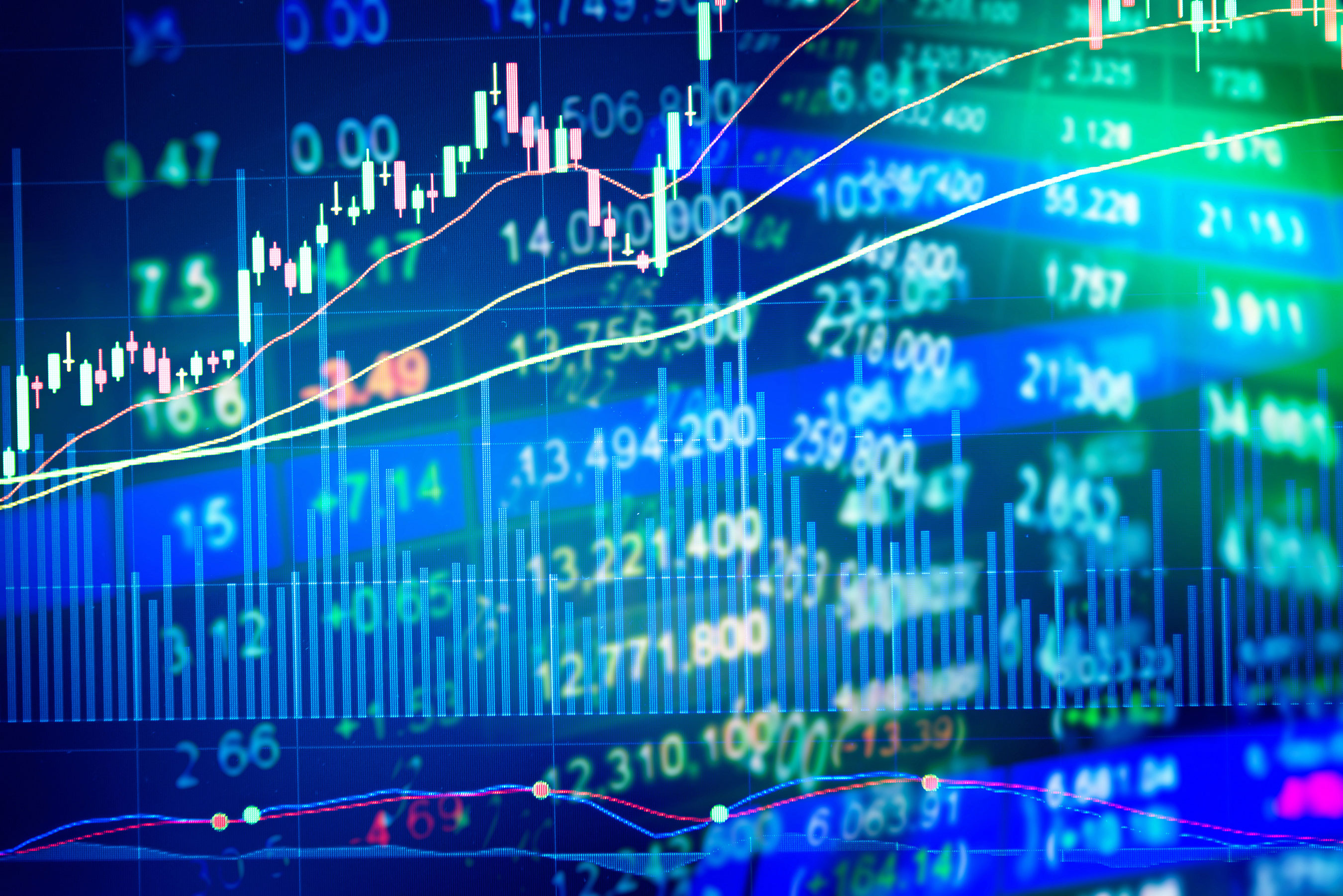 financial-data-concept-stock-market-pricing-abstract-business